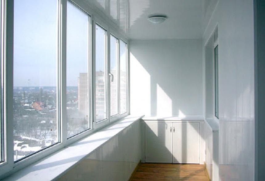 Остекление балконов Глобалстрой